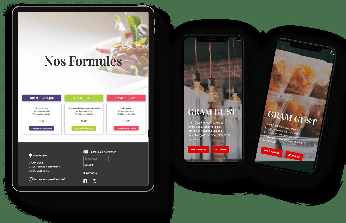 creation-logo-restaurant-franchise-bordeaux