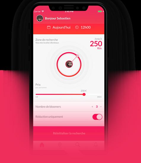 webdesign application mobile